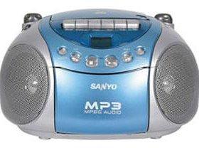 Магнитола Sanyo MCD ZX230