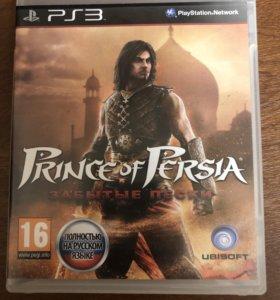Игра PRINCE OF PERSIA для пс3