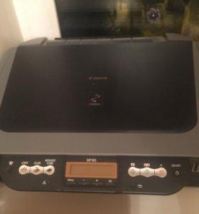 Принтер canon k10282