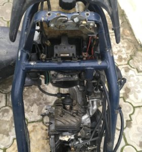 Honda DIO 27 разбор или целиком