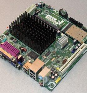 Материнская плат Intel D525MW mITX Atom 2x1.8 ГГц