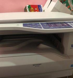 Мфу, sharp 5316, принтер, сканер, копир