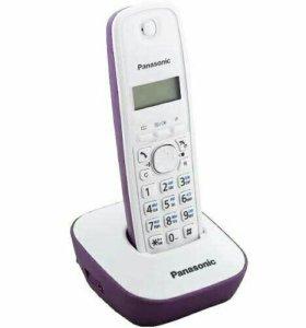 Стационарный телефон, беспроводная трубка Panasoni