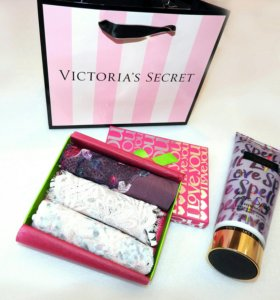 Набор трусиков Victoria's secret