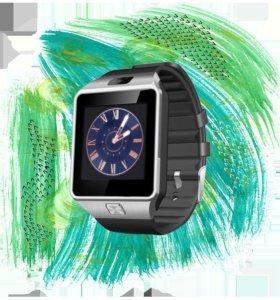 Продаю (новые) Cмарт-Часы DZ-09.