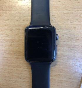 Apple Watch 2 black 42 mm