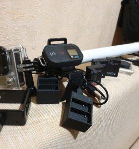 Экшн камера GoPro hero 3 black edition