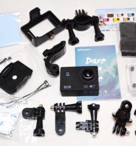 Экшн-камера ELE Explorer 4K HD WiFi gopro