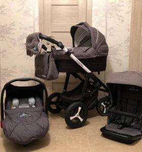 Коляска Baby Design Husky 3 в 1