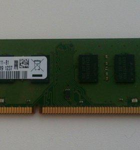 Оперативная память 4 Gb