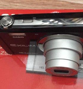 Фотоаппарат casio exilim