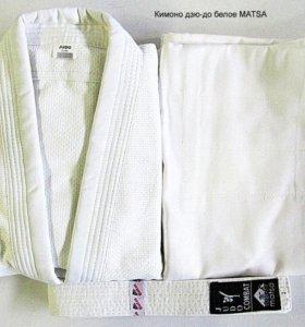 Кимано для дзюдо и карате новые