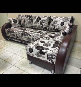 Угловой диван 3300