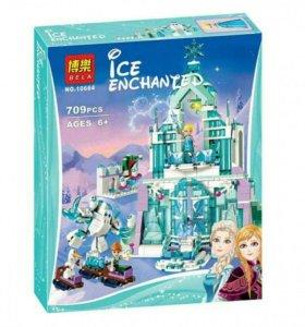 Конструктор Лего- Холодное сердце- аналог