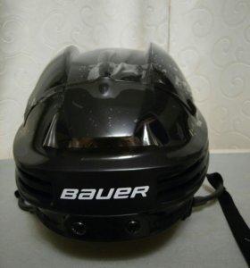 шлем Bauer BH4500 и визор с маской