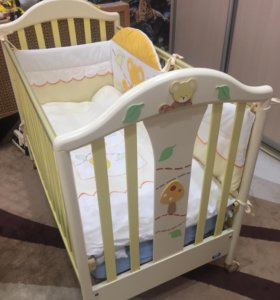 Детская кроватка Pali Coccolino