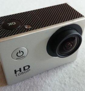 Экшен камера HD 1080P