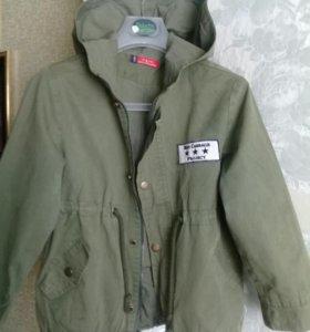 Корейская куртка на мальчика