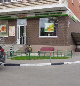Работающий супермаркет Фасоль приносящий доход