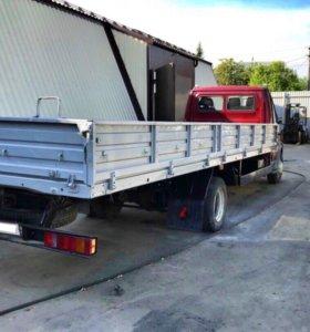 Грузоперевозки 3-5 тонн до 6 метров