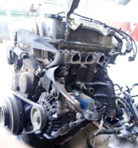 Двигатель д16а