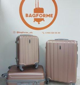 Не убиваемые чемоданы BagForMe теперь в Уфе