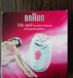Эпилятор Braun Silk-epil