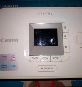 Принтер Canon selphy CP740