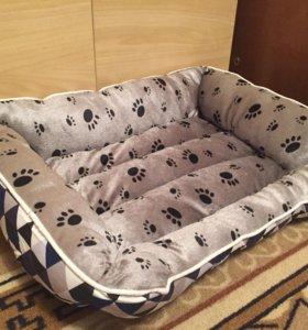 Лежанка домик для животных