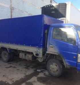 Каркасные надстройки на грузовики