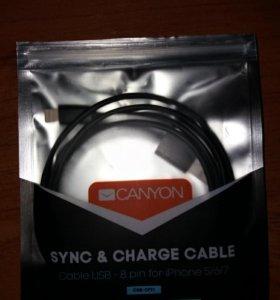 USB шнур для Iphone 5/6/7