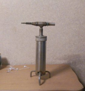 Дымогенератор для копчения дома