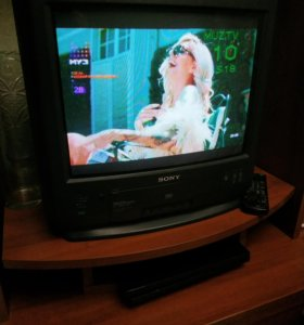 Телевизор ЭЛТ 21'