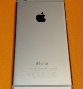iPhone 6, 32gb, серый космос.