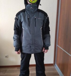 Утепленный костюм