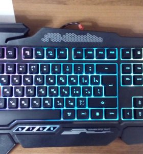 Игровая клавиатура A4Tech Bloody B314 Black