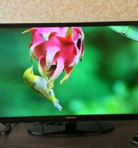 LED Телевизор Samsung Full HD USB HDMI 32 дюйма