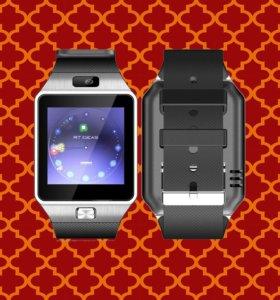 Продаются *Новые* Smart Watch DZ-09.
