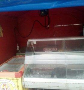 Витрини морозильник