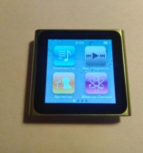 Плеер iPod 6 nano