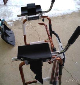 Ходоног для инвалидов и стариков.