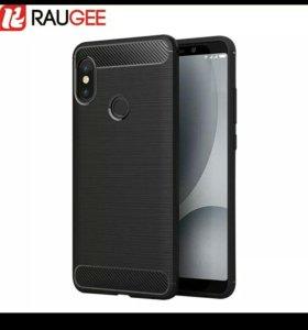 Чехол и стекло для Redmi Note 5