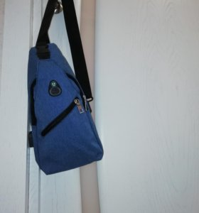 Новая сумка +подарок Power bank 2600mah