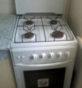 Газовая печь Флама