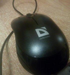 Мышка USB Defender