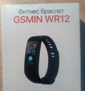 Фитнес браслет GSMIN WR12