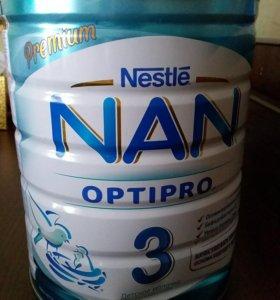 Смесь NAN 3. 800 гр.