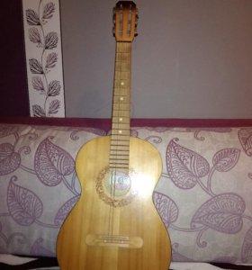 Ивановская гитара