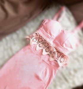 Топ и юбка комплект