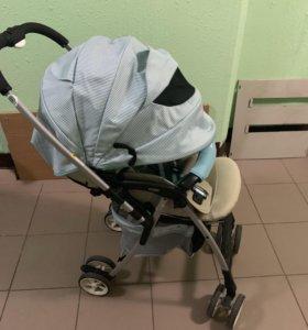 Детская коляска новая Aprica Luxuna Light CTS